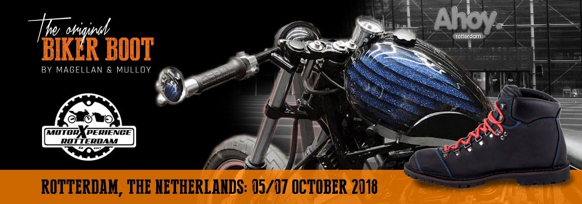 MotorXperience, Rotterdam (NL), 05/07 oktober 2018