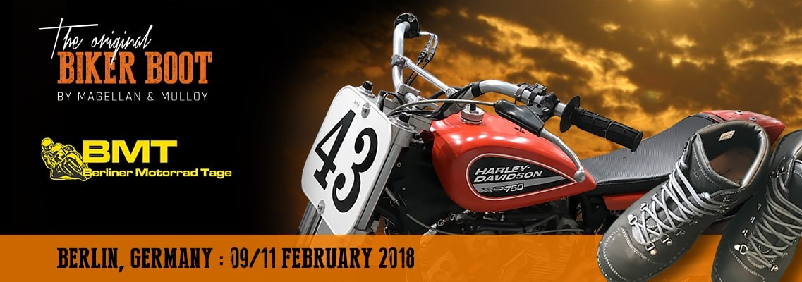 Berliner Motorrad Tage, Berlin (DE), 09/11 february 2018
