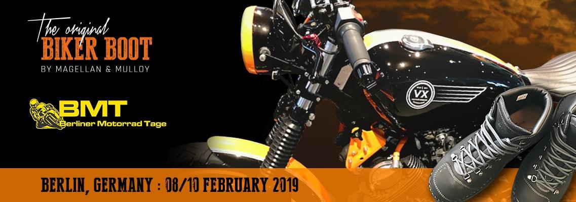 Berliner Motorrad Tage, Berlin (DE) 08/10 february 2019