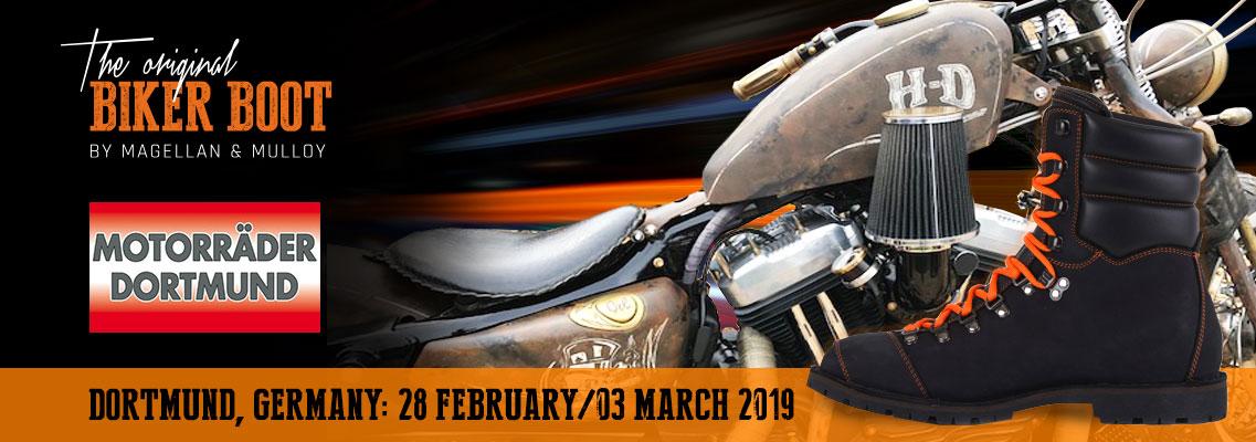 Motorräder Dortmund, Germany, 28 february / 03 march 2019
