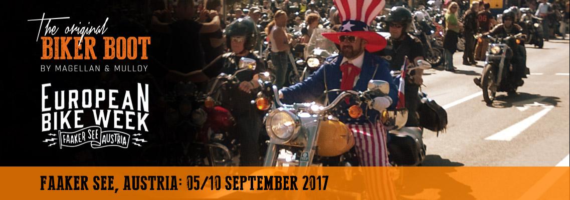 European Bike Week, Faaker See (AT), 05/10 september 2017