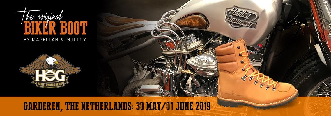 Benelux H.O.G. Rally, Garderen(NL), 30 may /01 june 2019