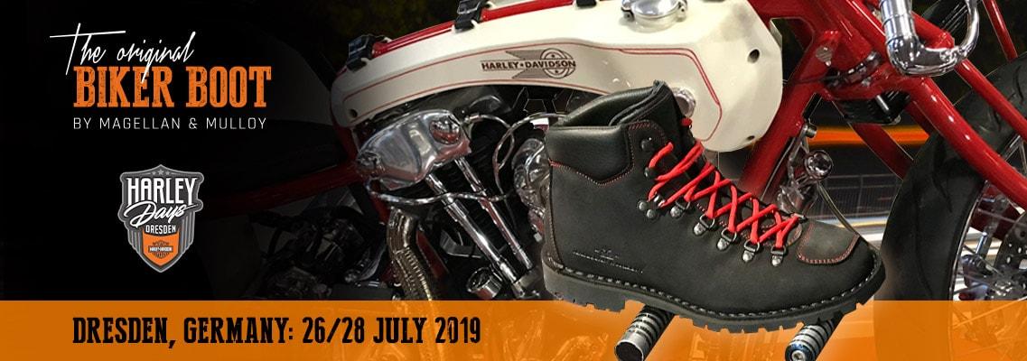 Harley Days Dresden (DE), 26/28 july 2019
