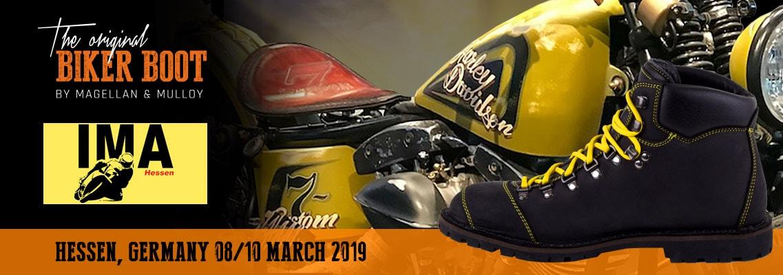 Internationale Mototrad Austellung, Hessen (DE), 08/10 march 2019
