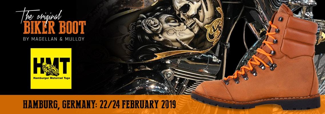 Hamburger Motorrad Tage, Hamburg (DE), 22/24 february 2019
