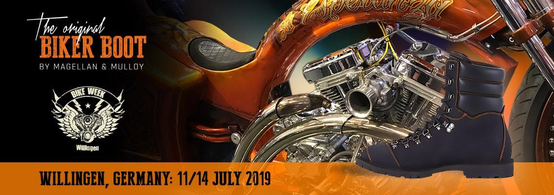Bike Week, Willingen (DE), 11/14 july 2019
