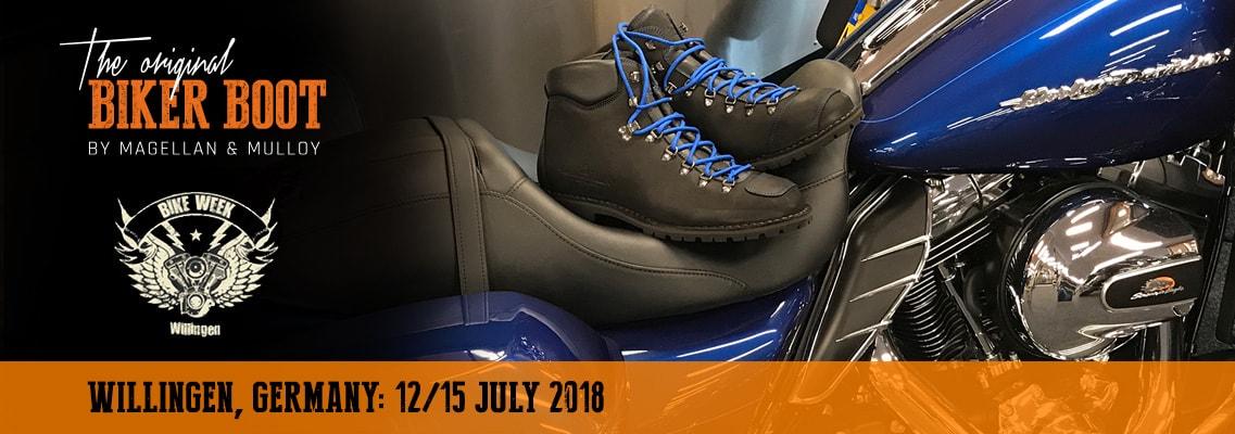 Bike Week, Willingen (DE), 12/15 july 2018
