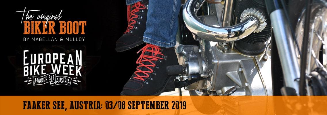 European Bike Week, Faaker See (AT), 03/08 september 2019