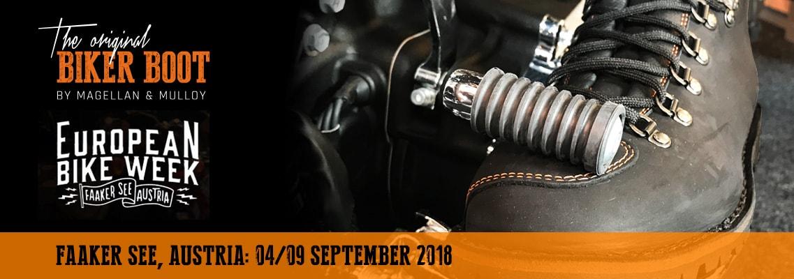 European Bike Week, Faaker See (AT), 04/08 september 2018