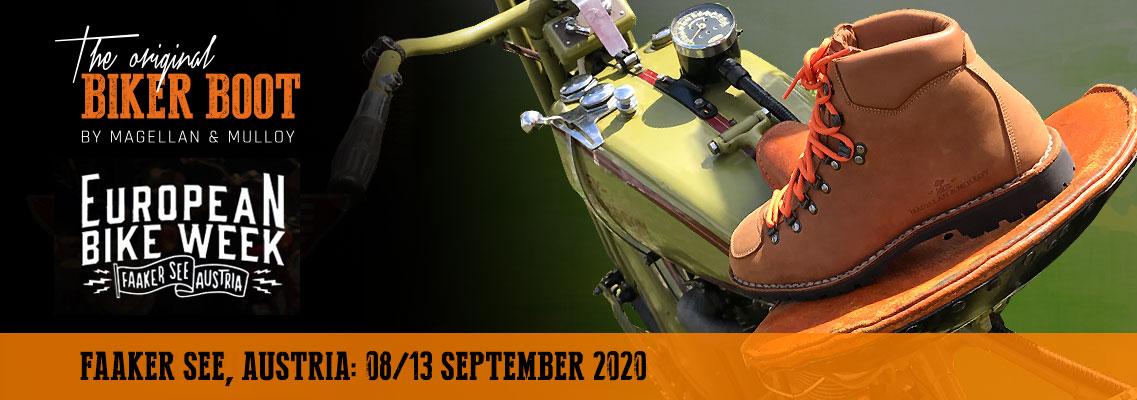 European Bike Week, Faaker See (AT), 08/13 september 2020