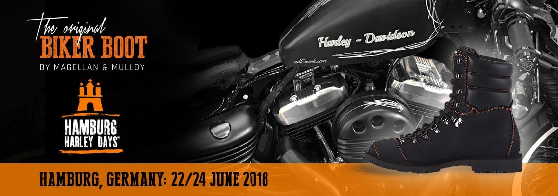Hamburg Harley Days, Hamburg (DE), 22/24 june 2018