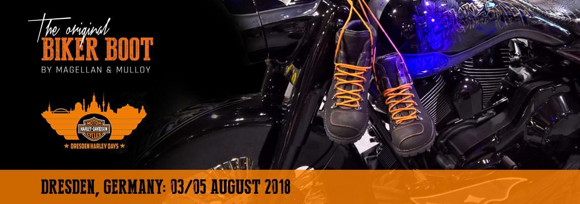 Dresden Harley Days, Dresden (DE), 03/05 august 2018