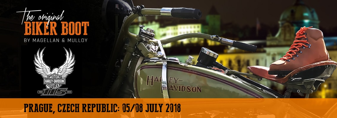 Harley Days Prague, Prague (CZ), 05/08 july 2018