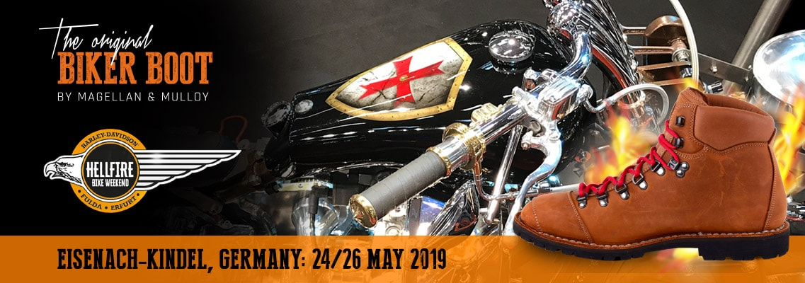 Hellfire Bike Weekend, Eisenach-Kindel (DE), 23/26 may 2019