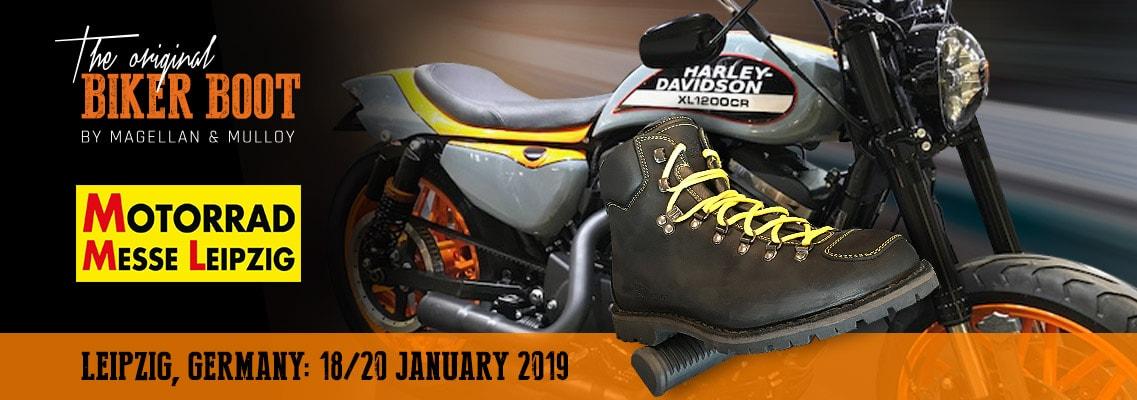 Motorrad Messe, Leipzig (DE), 18/20 january 2019