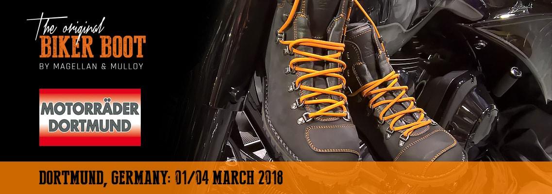 Motorräder, Dortmund (DE), 01/05 march 2018