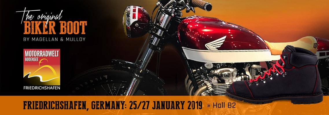 Motorradwelt Bodensee, Friederichshafen (DE), 25/27 february 2019