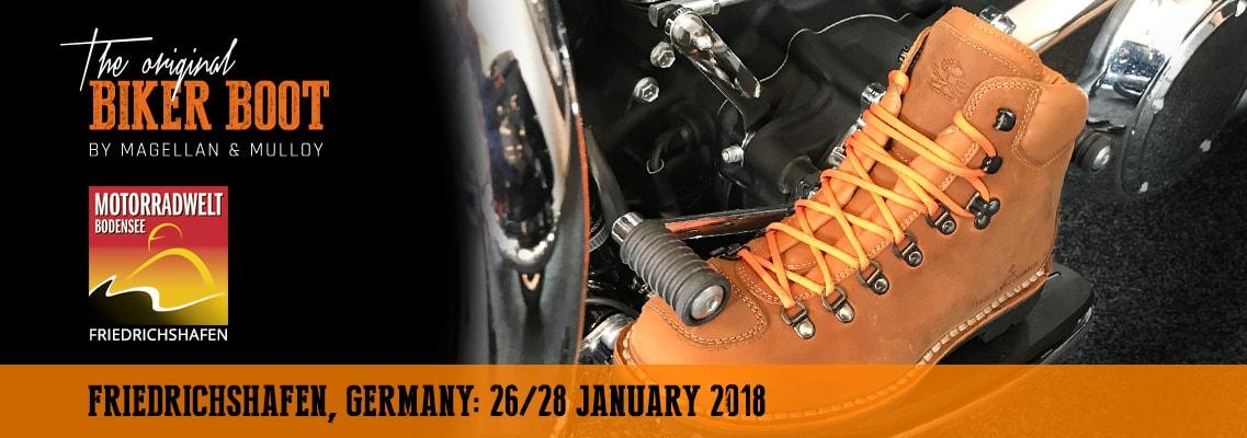 Motorradwelt Bodensee, Friederichshafen (DE), 26/28 janury 2018