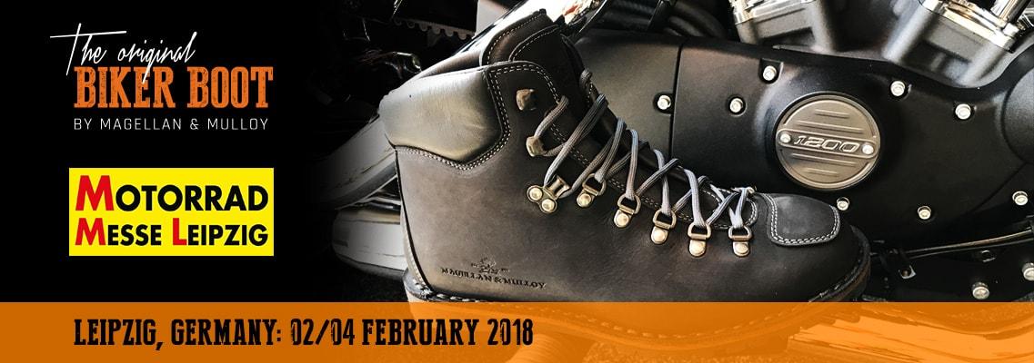 Motorrad Messe, Leipzig (DE), 02/04 februari 2018