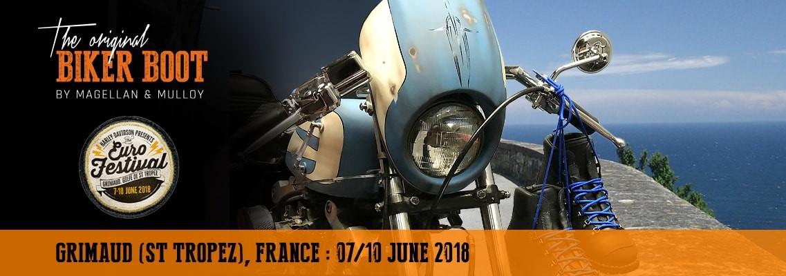 Euro Festival, St Tropez (FR), 07/10 june 2018