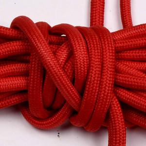 Schnürsenkel, 165cm lang, rot