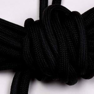 Schnürsenkel, 165cm lang, schwarz