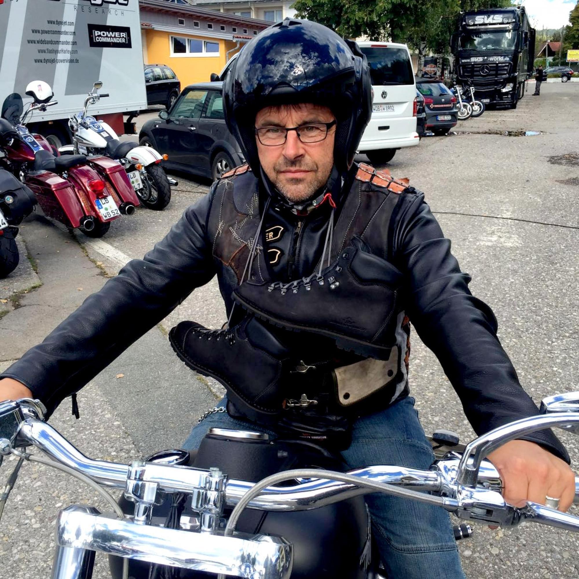 Biker Boot: die Motorradstiefel die du nie mehr ausziehen